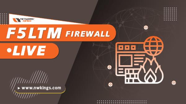 F5 LTM FIREWALL