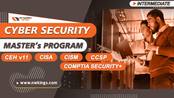 Cyber Security Engineer Master's Program Course