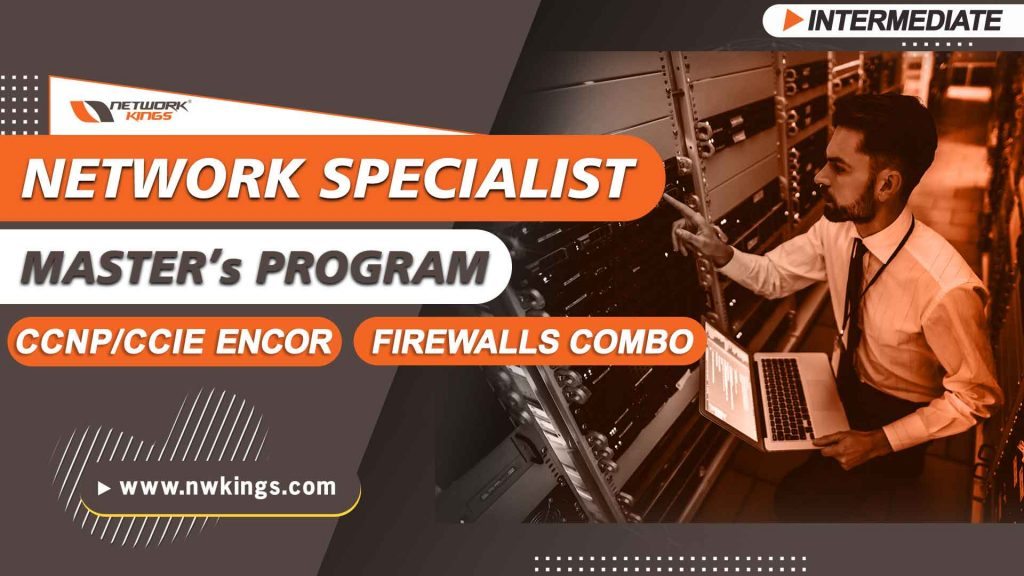 NETWORK SPECIALIST COMBO COURSE