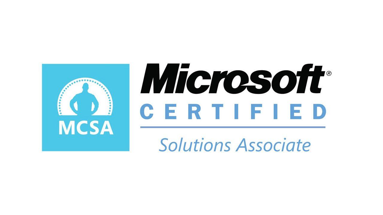 Microsoft MCSA 2016
